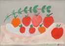 Яблоки. Маша Щемерова 9 лет