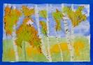 Осень. Виталина 6 лет